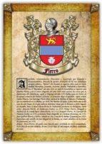 apellido fierro / origen, historiay heráldica de los linajes y apellidos españoles e hispanoamericanos (ebook) antonio tapia cdlhf00014673