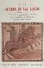 GUERRA DE LAS GALIAS. LIBROS I-II-III