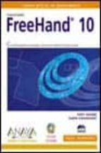 MACROMEDIA FREEHAND 10: PARA WINDOWS (INCLUYE CD) (DISEÑO Y CREAT IVIDAD)