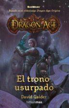 Dragon Age: El trono usurpado (Fantasía Épica)