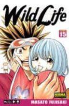 WILD LIFE 15 (CÓMIC MANGA)