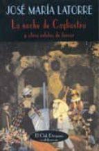 La noche de Cagliostro: Y otros relatos de terror (El Club Diógenes)