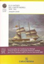 VIATGES DEL CAPITA MOREU 1808-1815