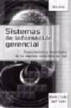 SISTEMAS DE INFORMACION GERENCIAL: ORGANIZACION Y TECNOLOGIA DE L A EMPRESA CONECTADA EN RED (6ª ED.)