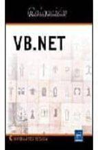 VB.NET (RECURSOS INFORMATICOS)