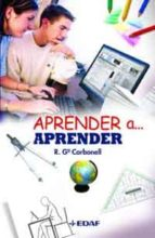 APRENDER A APRENDER (EBOOK)