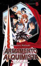 Armamento alquimista nº 05/10 (Manga)