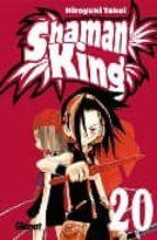 Shaman King 20 (Shonen Manga)