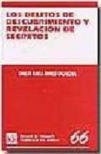 LOS DELITOS DE DESCUBRIMIENTO Y REVELACION DE SECRETOS (LOS DELIT OS, 66)