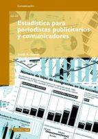ESTADÍSTICA PARA PERIODISTAS, PUBLICITARIOS Y COMUNICADORES (EBOOK)