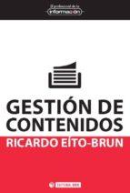 Gestión de contenidos (EL PROFESIONAL DE LA INFORMACIÓN)