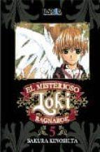 El misterioso loki ragnarok nº 5 (comic) (El Misterioso Loki Ragnarok / the Mythical Detective Loki Ragnarok)