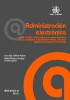ADMINISTRACIÓN ELECTRÓNICA (EBOOK)