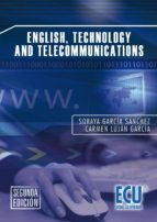 ENGLISH, TECHNOLOGY AND TELECOMUNICATIONS (EBOOK)