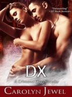 DX (A Crimson City Demon Novel) (English Edition)