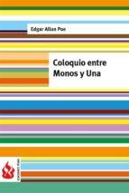 Coloquio entre Monos y Una: (low cost). Edición limitada (Ediciones Fénix)