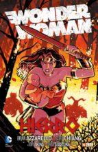 Wonder Woman (de Azzarello 3): Hierro