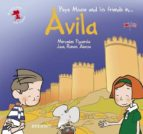 PEPERRATON AND HIS FRIENDS IN AVILA (ACTIVITY BOOK WITH STICKERS)