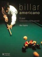 BILLAR AMERICANO: EL POOL: FUNDAMENTOS Y TECNICA AVANZADA