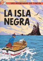 C- La isla Negra (LAS AVENTURAS DE TINTIN CARTONE)
