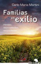 Familias en exilio: Heridas, reencontradas, reconciliadas (Mambré)