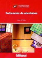 COLOCACION DE ALICATADOS