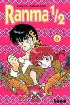Ranma 1/2 6 (Shonen Manga)