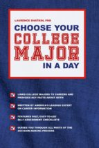 Choose Your College Major in a Day (English Edition)
