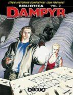 Biblioteca Dampyr 3 (Boneli - Biblioteca Dampyr)