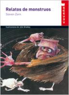 Relatos De Monstruos N/c (Colección Cucaña)