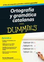 ORTOGRAFÍA Y GRAMÁTICA CATALANAS PARA DUMMIES (EBOOK)