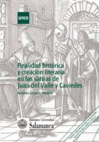 REALIDAD HISTÓRICA Y CREACIÓN LITERARIA EN LAS SÁTIRAS DE JUAN DEL VALLE Y CAVIEDES (EBOOK)