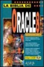 LA BIBLIA DE ORACLE 8