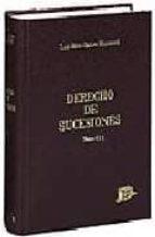 DERECHO DE SUCESIONES (T. 3)