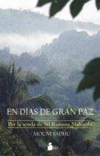 EN DÍAS DE GRAN PAZ (EBOOK)