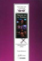 NOCHE EN LA TIERRA: JIM JARMUSCH (1991): GUIA PARA VER Y ANALIZAR
