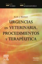 KIRK Y BISTNER. URGENCIAS EN VETERINARIA (EBOOK)