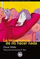 LA IMPORTANCIA DE NO HACER NADA (EBOOK)