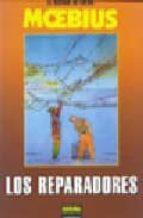 EL MUNDO DE EDENA 6. LOS REPARADORES. (MOEBIUS)