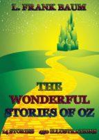 THE WONDERFUL STORIES OF OZ (EBOOK)