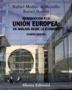 Introducción a la Unión Europea: un análisis desde la economía: Cuarta edición revisada y ampliada (El Libro Universitario - Manuales)