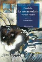 LA METAMORFOSIS Y OTROS RELATOS: AUXILIAR BUP