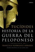 HISTORIA DE LA GUERRA DEL PELOPONESO (EBOOK)