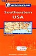 SOUTHEASTERN USA Nº 584 (REGIONAL) (1:2400000)