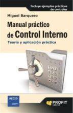 MANUAL PRÁCTICO DE CONTROL INTERNO (EBOOK)