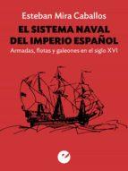 El Sistema Naval Del Imperio Español: Armadas, Flotas Y Galeones En El Siglo XVI