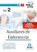 Temario II - auxiliares enfermeria servicio salud Madrid (Madrid (mad))