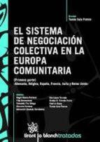 EL SISTEMA DE NEGOCIACIÓN COLECTIVA EN LA EUROPA COMUNITARIA (EBOOK)
