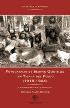 Fotografías de Martin Gusinde en Tierra del Fuego (1919-1924): La imagen material y receptiva