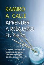 APRENDER A RELAJARSE EN CASA (EBOOK)